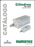 Cilindros ISO 15552 Série 452 PLS