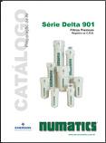 Filtros Premium Série Delta 901