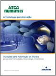 Soluções para Automação de Fluídos para o setor Farmacêutico, Biotecnologia e Cosméticos