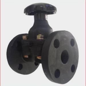 Válvula para polpa de minério