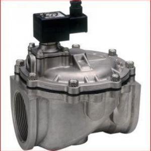 Válvula solenoide para filtro manga