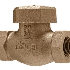 Válvula de retenção horizontal PN50