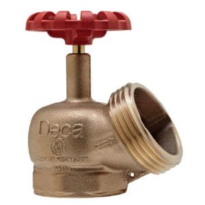 Válvula para hidrante monobloco