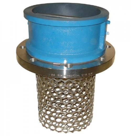 Válvula retenção fundo de poço