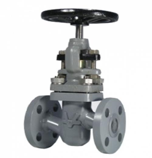 Válvula tipo Globo Convencional com Conexão Flangeada ANSI B16.5 150 lbs
