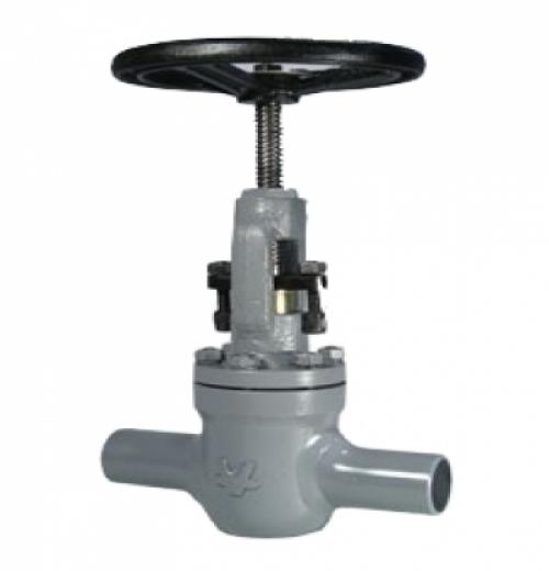 Válvula tipo Globo Convencional com Conexão para Solda ANSI B16.25