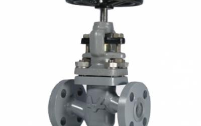 Válvula tipo Globo Convencional de Regulagem com Conexão Flangeada ANSI B16.5 150 lbs