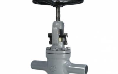 Válvula tipo Globo Convencional de Regulagem com Conexão para Solda ANSI B16.25