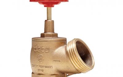 Válvula de bronze para hidrante