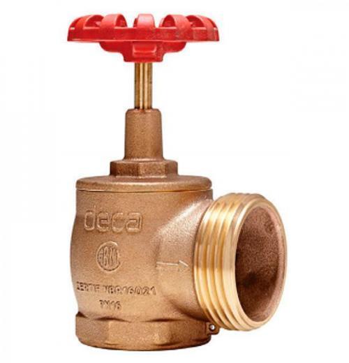 Válvula para Hidrante 90º